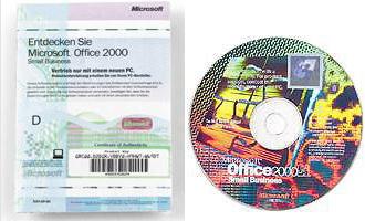 Microsoft Office 2000 OEM/System-Builder