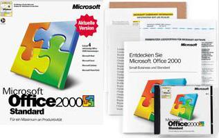 Microsoft Office 2000 Retail