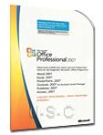 Office 2007 Medialess License Kit (MLK
